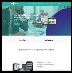 Website H3S