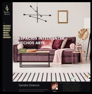 E-commerce Sandra Gnecco