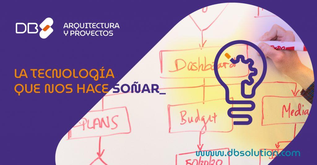 campaña lanzamiento DB Solution La tecnología que nos hace soñar