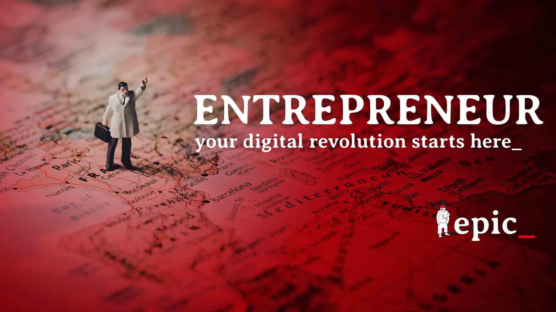 Digital Marketing for entrepreneurs, where do I start?