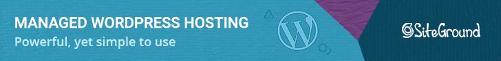 Siteground hosting english wordpress